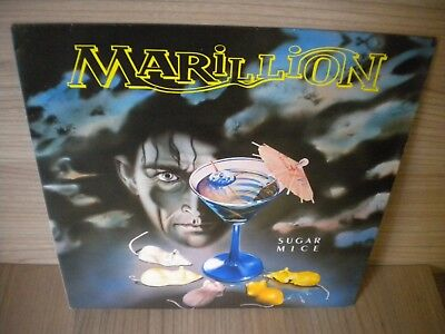 Marillion -Maxi Lp   -1987 -Sugar Mice