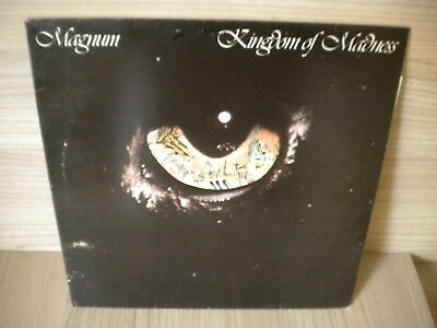 The Magnum -Lp - Kingdom Of Madness - 1978