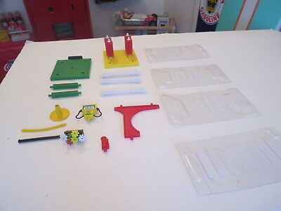 Lot Of Majokit Parts  And Accessories Car Wash Parts