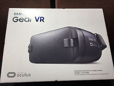 Samsung - Gear VR for Select Samsung Cell Phones - Blue Black NOTE 6/7 6/7 EDGE