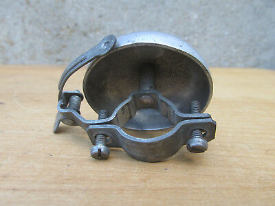 Reich Sonnette Alu Velo Ancien Vintage Bicycle Bell