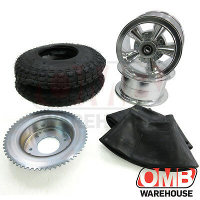 """6"""" Astro Wheel Universal Tire 60T Sprocket Package"""