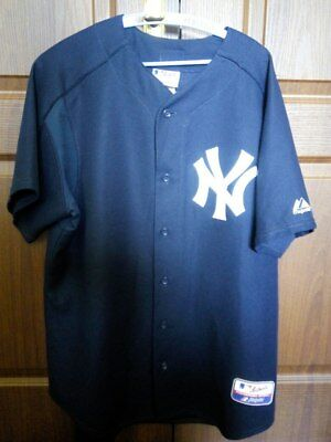 Rare Derek Jeter 2 New Your Yankees Jersey Shirt