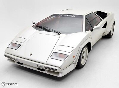 1983 Lamborghini Countach LP5000S Extremely Rare Euro Version - Extensively documented -