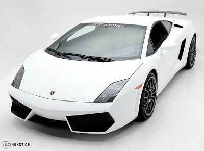 2013 Lamborghini Gallardo LP560-2 6-Speed 50th Anniversary Edition RARE 6-Speed RWD - 1 of Only 25 - 1 Owner - Annual Service Just Performed -