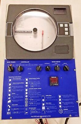 Partlow MRC 7000 Chart Recorder (Cleveland Cook Chill System)