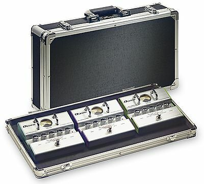 Stagg UPC-424 424x226x72 ABS Guitar Effect Pedal Flight Case