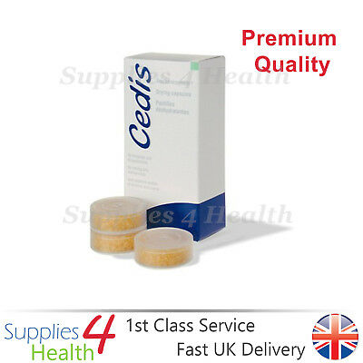 CEDIS Hearing Aid Cleaning Drying Dry Capsules Dehumidifier Moisture Protection