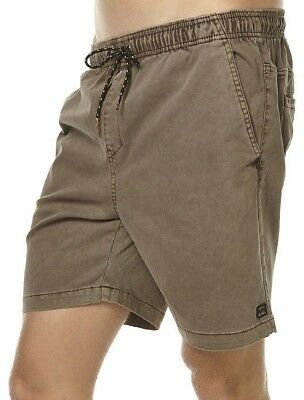Mens Billabong New Order Stretch Elastic Beach Shorts. Size 32. NWOT, RRP $49.99