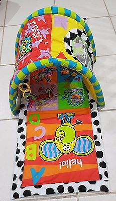 Playgro Zany Zoo Tunnel Gym From 0+ months