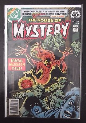 House of Mystery #264 Special Halloween Issue Jan 1979 FN