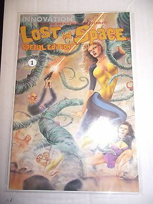 Lost in Space Special Edition #1 Innovation (1992) FN