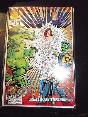 Incredible Hulk #400 Special double size issue FN