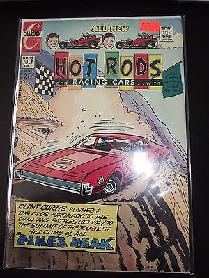Hot Rods and Racing Cars #115 VG 1972