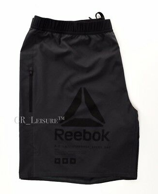 Reebok Training One Series Woven Shorts | Crossfit Men's XL