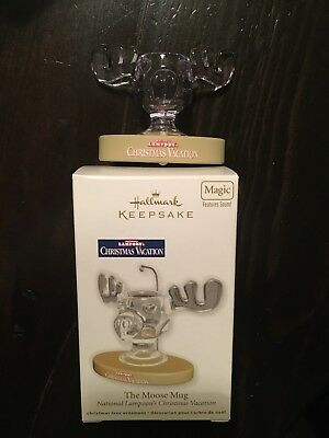 2012 Hallmark Keepsake Ornament THE MOOSE MUG National Lampoon's Christmas