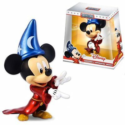 Disney Metals Sorcerer Mickey Mouse 6-Inch Die-Cast Action Figure  Jada Toys