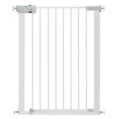 Safety 1st Simply Close Extra Tall Double Locking Metal Baby / Child Safety Gate