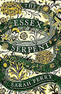 The Essex Serpent by Sarah Perry The No.1 Bestseller New 2017 Paperback Book