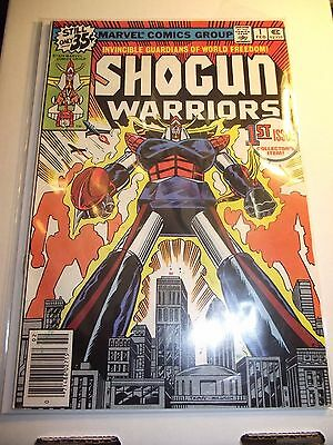 Shogun Warriors #1 (1979) Marvel FN-