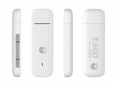 UNLOCKED Huawei E3372 4G PLUS 4GX mobile broadband Modem DUAL Port Antenna Port