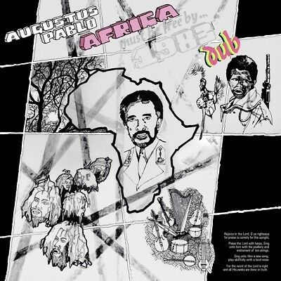 Augustus Pablo - Africa Must Be Free