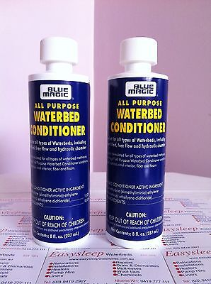 Waterbed Conditioner - 2 Year  Water Bed Treatment Free Post Today
