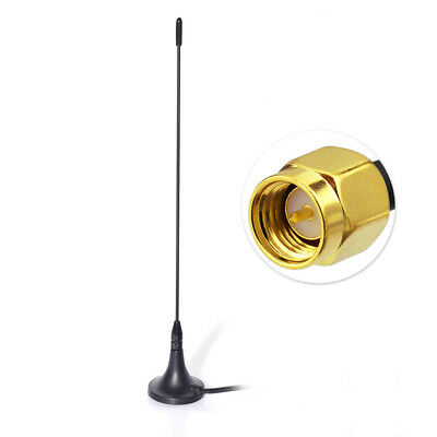 DAB Aerial Antenna for Car Radios with sma fitting - Mag Magnetic Mount 4m Cable