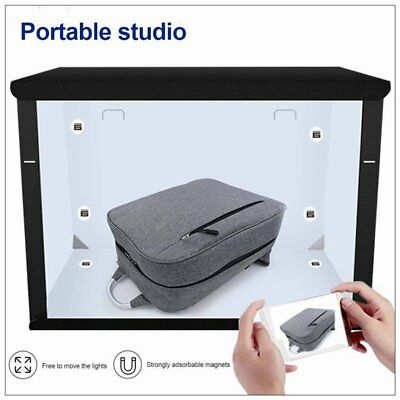 50cm Light Box Foldable LED Light Tent Photography Studio Photo Soft Box