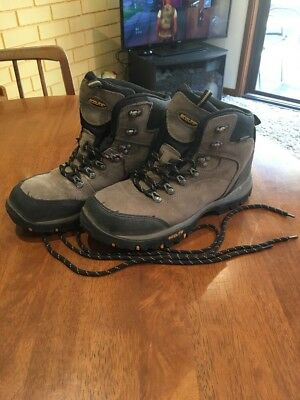 Ecolite Hiking Boots - Size 9.5 US