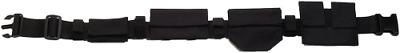 Rothco 49 Inch Deluxe Swat Belt, Black