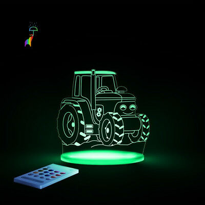 Aloka Tractor SleepyLight