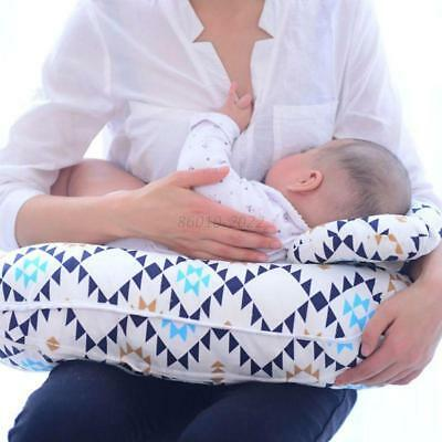 Newborn Baby U-Shaped Pillow Maternity Nursing Breastfeeding Support Cushion UK