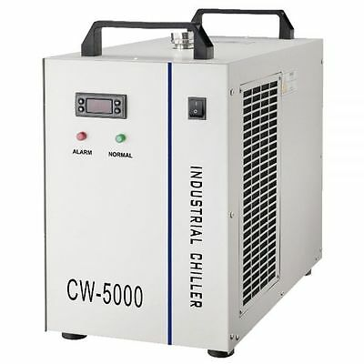 S&A CW-5000AH Water Chiller for 5KW Spindle/ Welding Equipment 220V 50Hz
