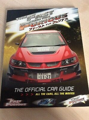 The Fast and the Furious :The Official Car Guide by Kris Palmer Paperback Haynes