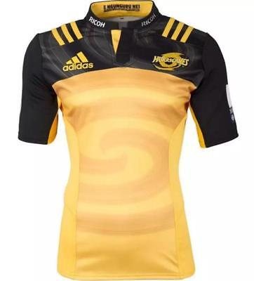 Hurricanes 2017 Away Rugby Jersey