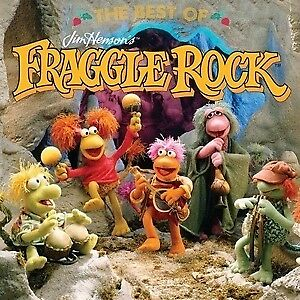 The Best Of Jim Henson's Fraggle Rock - FRAGGLE ROCK [LP]