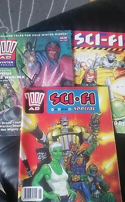 2000ad Specials Joblot