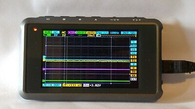 Seeed DSO Quad - 4 Channel Digital Storage Oscilloscope