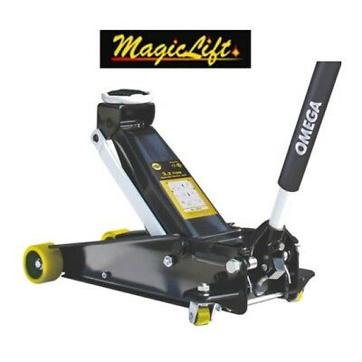 Omega 3.2 Ton Trolley Jack Magic Lift- Free Delivery - 2903701