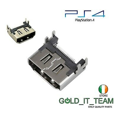 Sony Playstation PS4 HDMI Port Socket Plug Jack Connector Console