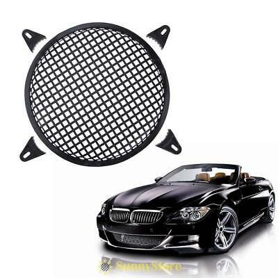 10'' Car Audio Speaker Mesh Subwoofer Grill Cover Protector Video Accessorries