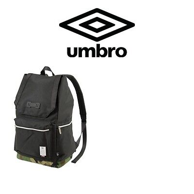 umbro football bag town series Rise backpack 21L Japan limited camo #70128