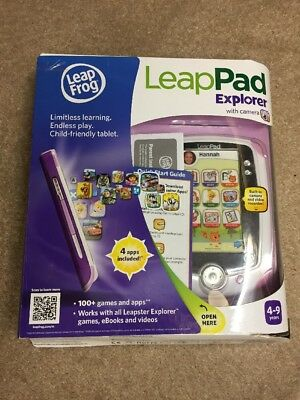 Leap Pad Explorer With Camera