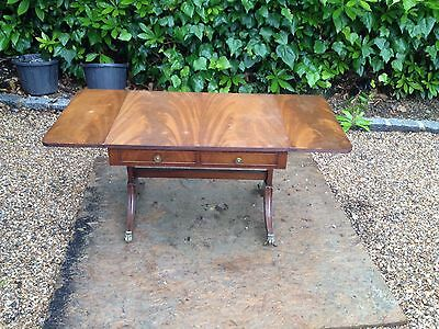 Sofa table Regency 40's revival by W.Tozer London important maker REDUCED fr£495