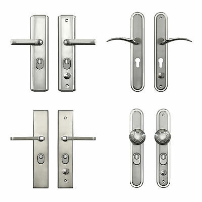 Hooply Handles - For Multi Point Lock Security Steel Door Hongli Locks, Lathams