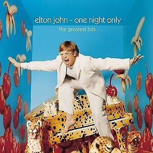 One Night Only-The Greatest Hits (2LP) - JOHN ELTON [2x LP]