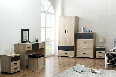 REFLECT 1 Door Soft Close Plain Wardrobe in Gloss White / Matt White - Bedroom