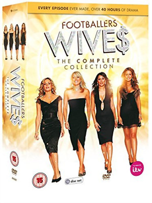 Footballers Wives Complete Collection  DVD NUEVO