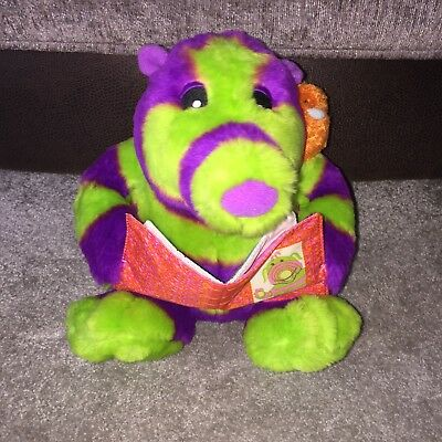 Fimbles Roly Mo Story Telling Soft Electronic Toy by Fisher Price 2002 Mattel